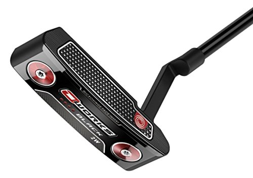 Odyssey 2018 Black Putters, #2 Wide, Superstroke Slim 2.0, Right Hand, 35' Shaft