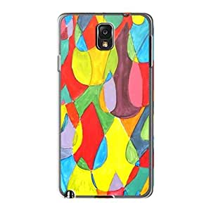 Scratch Resistant Cell-phone Hard Cover For Samsung Galaxy Note3 With Unique Design High Resolution Muse Series WandaDicks