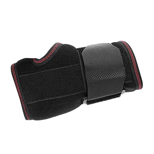 Wrist Fractures (Wrist Support Splint Brace Adjustable Breathable Wrist Brace Hand Support Arm Protection Strap Ideal for Injuries to Carpal Tunnel, Fracture And Sprains(Right))