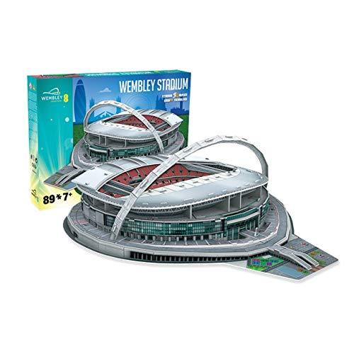 Paul Lamond Wembley 3D Stadium Puzzle Nanostad 3845