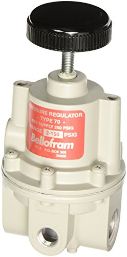 Bellofram 960-161-000 High-Flow Regulator, 2 to 150 psi, 80 scfm by Marsh Bellofram