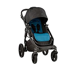 Amazon Com Baby Jogger City Premier Stroller Teal Black