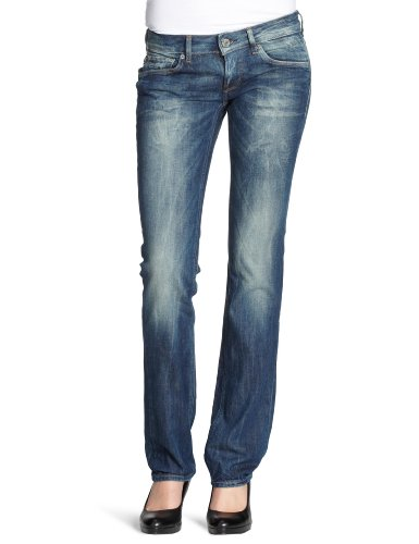 outlet store 80046 0d114 G-STAR Damen Jeans 3301 STRAIGHT WMN rugby wash