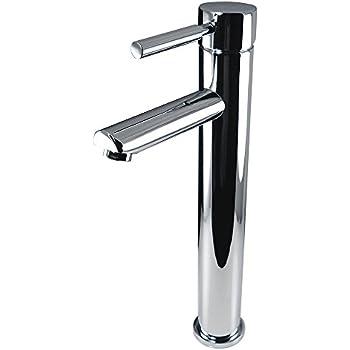 Fresca Bath FFT1040CH Tartaro Single Hole Mount Bathroom Vanity ...