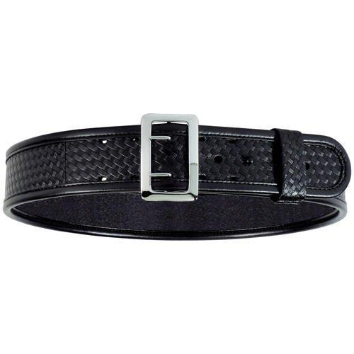 Bianchi 7960 PLN Black Sam Browne Belt with Chrome Buckle (Size (Sam Browne Duty Belt)