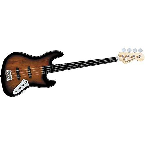 UPC 717669405199, Squier Vintage Modified Jazz Bass Fretless, 3 Tone Sunburst