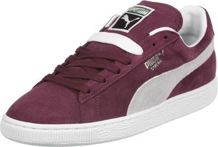 Puma 352634, Zapatillas Unisex Adulto burdeos