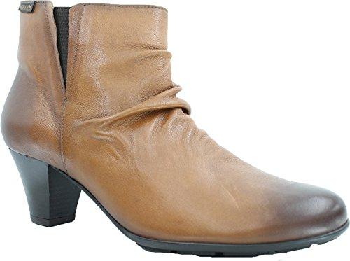 Mephisto Womens Womens Nappa Boot Mephisto Belma Hazelnut 7TTwxg0