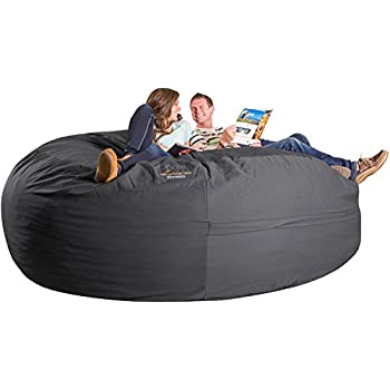 Amazon Com Xorbee 8 Foot Foam Filled Bean Bag Chair In