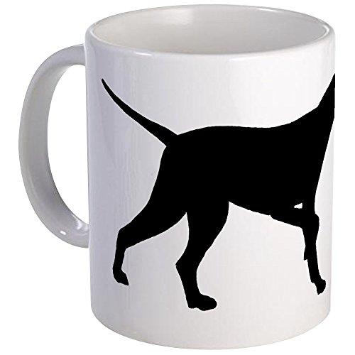 CafePress - Pointer Dog On Point - Unique Coffee Mug, 11oz Coffee Cup