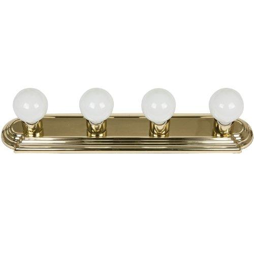 (Sunlite 45150-SU Bathroom Vanity Light Fixture 24