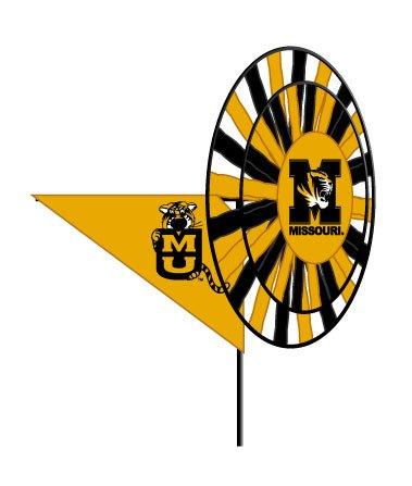 - University of Missouri Tigers - Wind Spinner