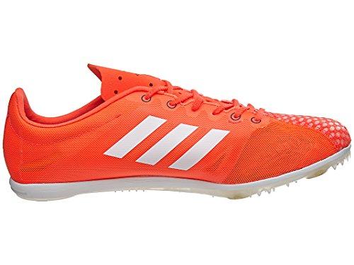 Adidas Adizero Ambition 4 Pointes Travestissement Solaire Rouge Rouge Solaire