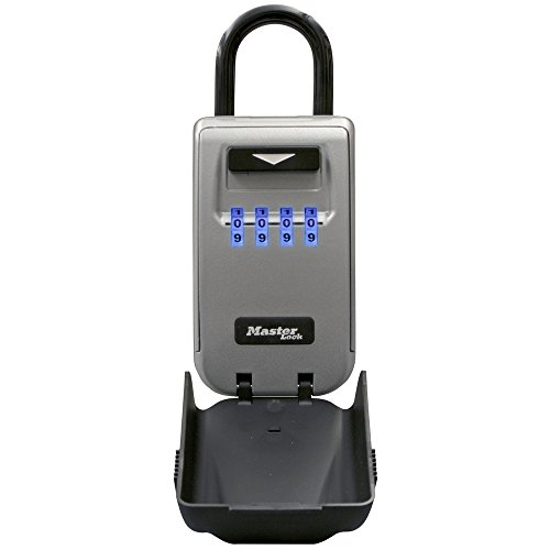 Master Lock 5424D Light Portable