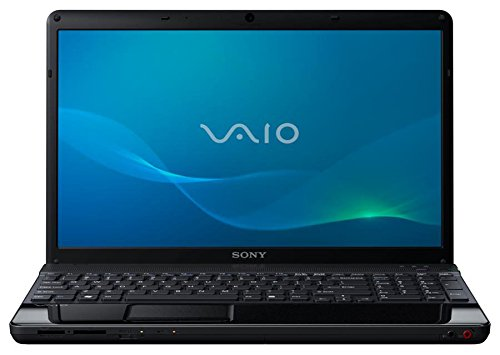(Sony VAIO VPC-EE31FX/BJ 15.5-Inch Laptop (Black))