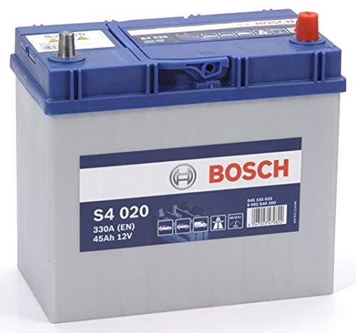 Bosch S4 Car Battery Type 156:
