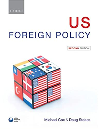 Amazon us foreign policy 9780199585816 michael cox doug us foreign policy 2nd edition fandeluxe Gallery