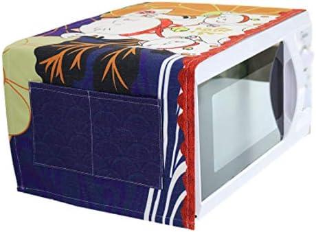 Luna - Funda para Horno de microondas de Estilo japonés ...