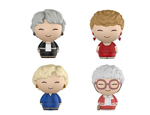 Funko Dorbz Golden Girls Collectible Vinyl Figure (Set of 4)