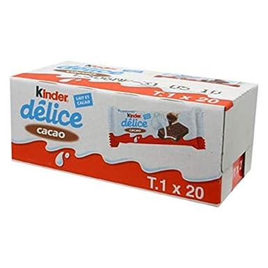 Kinder Délice Cacao (lot de 4)