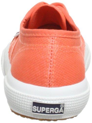 C92 Superga Salmon Fresh Classic Bianco Arancione Bambini Jcot 18 Unisex 2750 Sneaker nnzrAxZPv