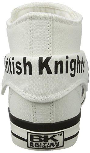 Cavalieri Britannici Damen Roco High-top Weiß (off White)