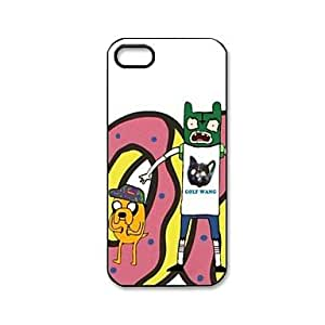 Babe Supply Odd Future Time Pattern Plastic Hard Case for iPhone 5/5S