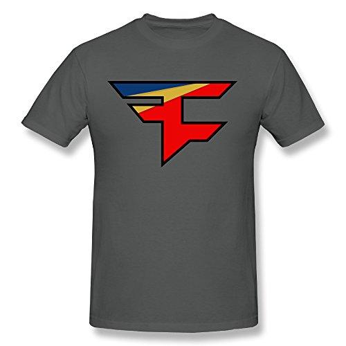 QUEENAS Men's Faze Clan Logo T-shirts