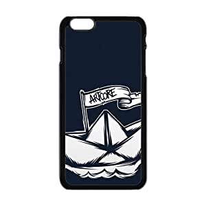 Artistic Paper Boat Phone Case for Iphone6 plus