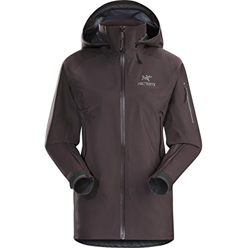 (Arcteryx Theta AR Jacket - Women's Black Willow)