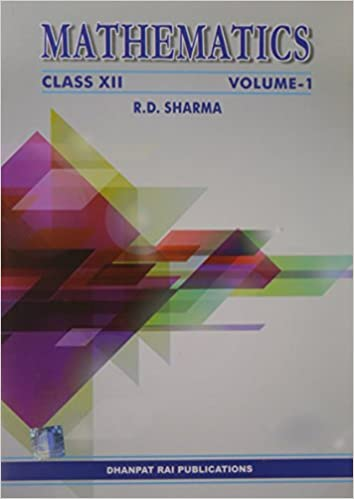Mathematics class xii set of 2 volumes rd sharma mathematics class xii set of 2 volumes rd sharma 9789383182367 amazon books fandeluxe Gallery