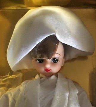 タカラ50周年記念品 花嫁リカちゃん 白無垢 B06XJ14NF7