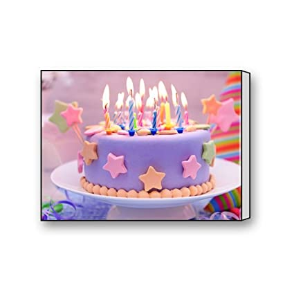 Image Unavailable Not Available For Color Happy Birthday Cake Custom