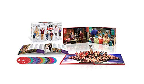 The Big Bang Theory: The Complete Series (Limited Edition Blu-ray + - Edition Series Limited Special 1