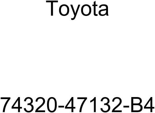 TOYOTA Genuine 74320-47132-B4 Visor Assembly
