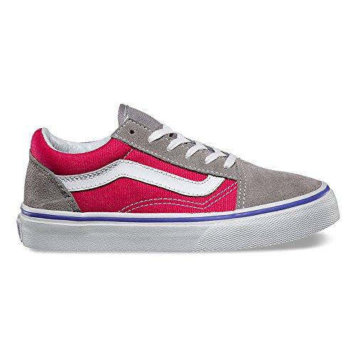 Vans Old Skool, Unisex-Kinder Sneakers (pop) purple ir