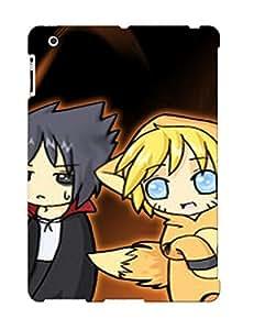 For Ipad Case, High Quality Naruto Chibi Cartoonvsmanga For Ipad 2/3/4 Cover Cases