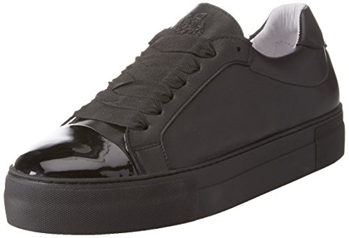 Apple of Eden Damen Signid Sneaker Schwarz (Black)