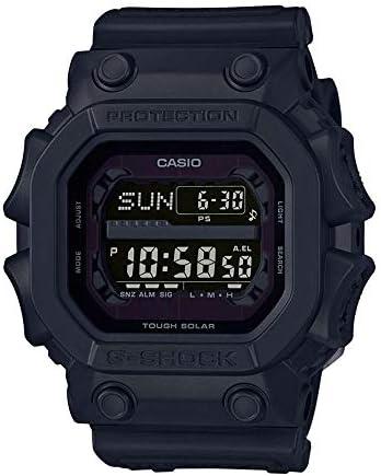 G-Shock GX-56BB Blackout Series Watches – Black One Size