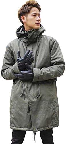 (アドミックス アトリエサブメン) ADMIX ATELIER SAB MEN メンズ コート モッズコート 長袖 アクティブワイヤ-フ-ド中綿裏キルトモッズコート 02-76-6572