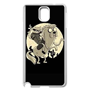 Lone ranger Image On The Samsung Galaxy Note 3 White Cell Phone Case AMW897830