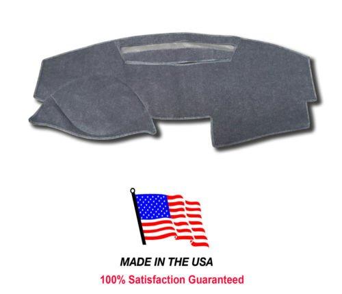 PRC 2007-2011 Toyota Camry Dash Cover Carpet TO57 (Gray)