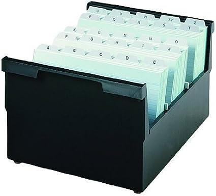 in acrilico trasparente Raccoglitore per scrivania Osco con 200/fogli