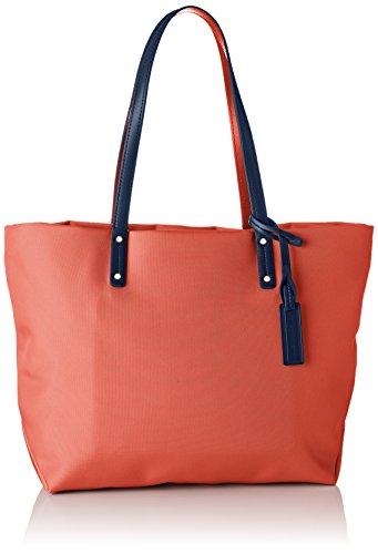 Le Tanneur Swana Twu1607, Sac porté épaule Orange (Papaya)