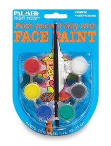 (Face Paint 8 Ounces-Green)