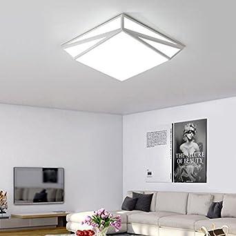 GBYZHMH Geometrische Decke Licht, einfache und moderne Wohnzimmer ...