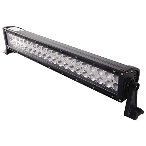 "Northpole Light 120W 22"" Waterproof Spot Flood Combo LED Work Bar Driving Fog Light for Off-Road, Truck, Car, ATV, SUV, Jeep"
