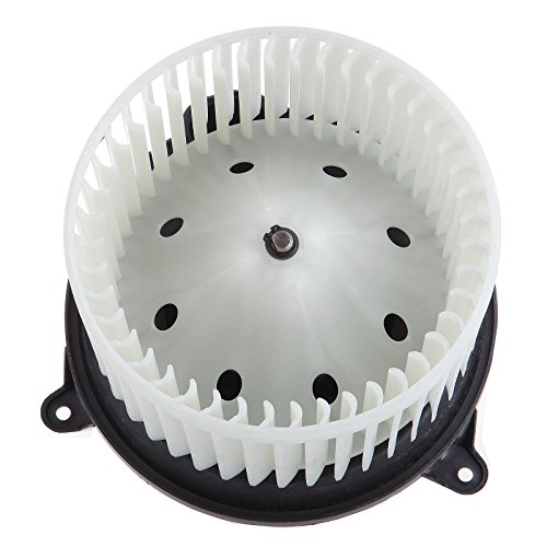 HVAC Plastic Heater Blower Motor ABS w/Fan Cage ECCPP for 2007 Chevrolet Silverado 1500 Classic/2003-2006 Cadillac Escalade EXT/2003-2006 Chevrolet Avalanche 1500