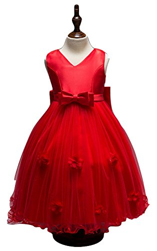 2ddda0348 Apna Frock Baby Party Frock Dress for Kids Multicolour (3-4 Years ...