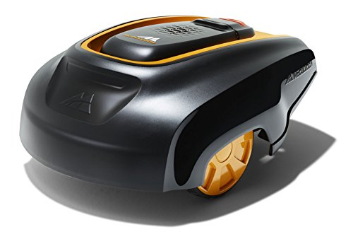 Mcculloch ROB 1000 Robotic Lawn Mower 18 V, Up to...